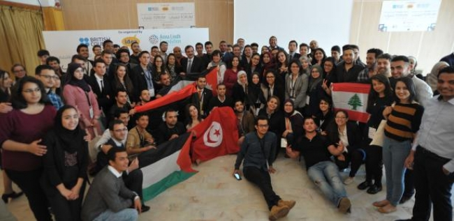 Culmina a Tunis el 'Debate2Action', el projecte de debat juvenil de Young Arab Voices