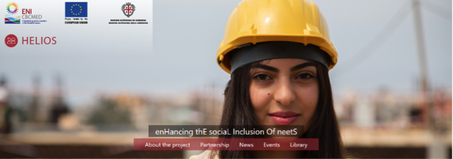 Helios 'enHancing thE sociaL Inclusion Of neetS'